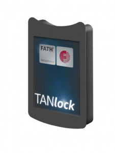 TANlock 3 Modul Touchscreen